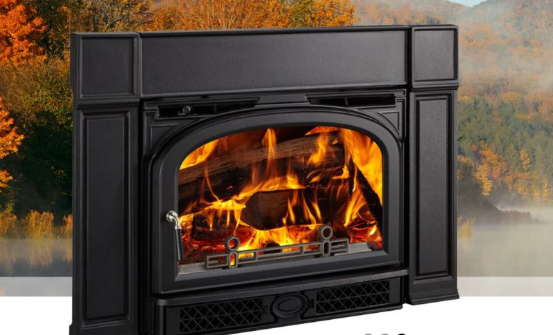 MONTPELIER. Non Catalytic Wood Burning Insert ...