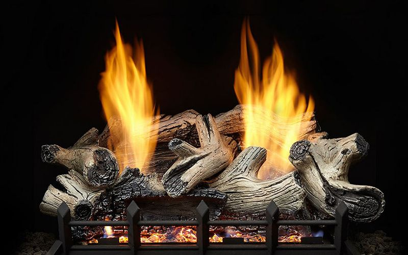 Vent Free Gas Log Sets Hearth Amp Fireplace Creations