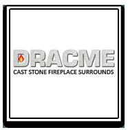 Dracme Cast Stone Fireplacce Surrounds